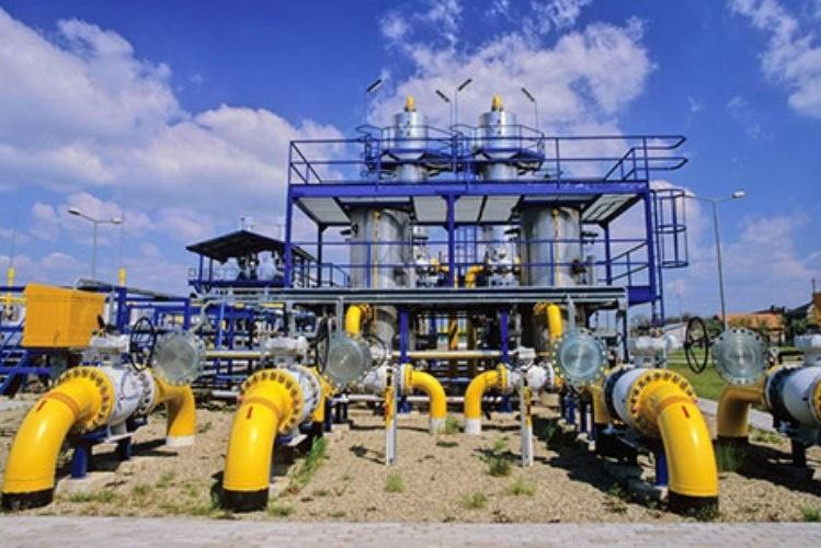 Resultado de imagem para Produção de gás natural