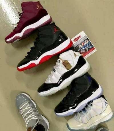 b2a0a1e9c1f Jordan sapatilhas originais varias cores tamanho 40 a 44 Bairro do Jardim -  imagem 1