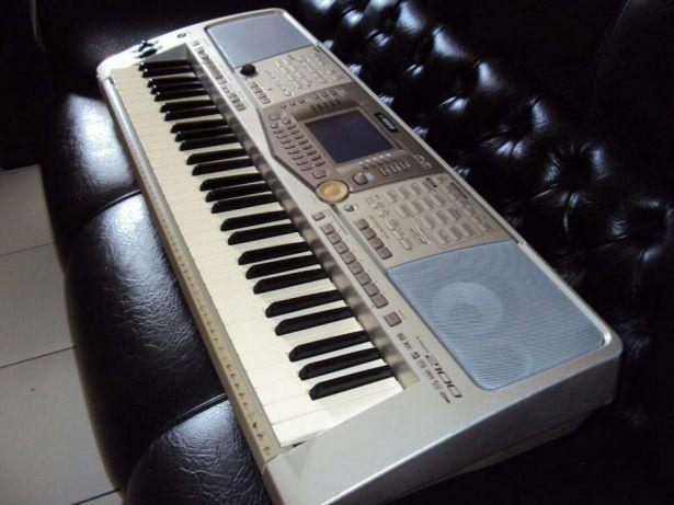 Teclado/piano psr 2100 yamaha - NoticiasAINoticiasAI