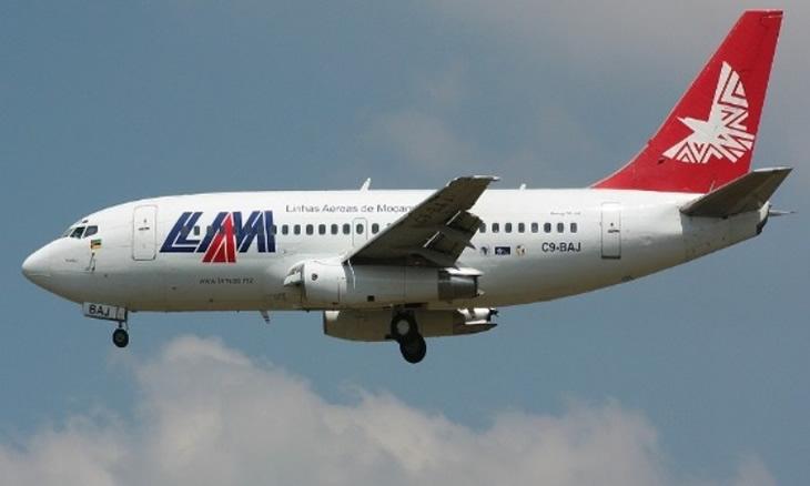 LAM transporta passageiros que compraram passagens de voos que eram operados pela Fastjet