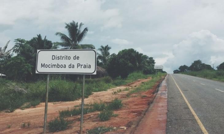 Homens armados entregam-se às autoridades em Mocímboa da Praia