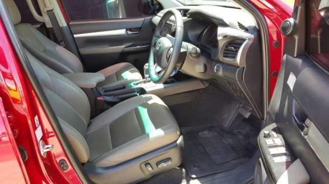 Toyota Hilux REVO Fomento - imagem 3