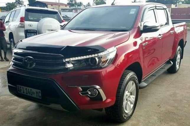Toyota Hilux REVO Fomento - imagem 1