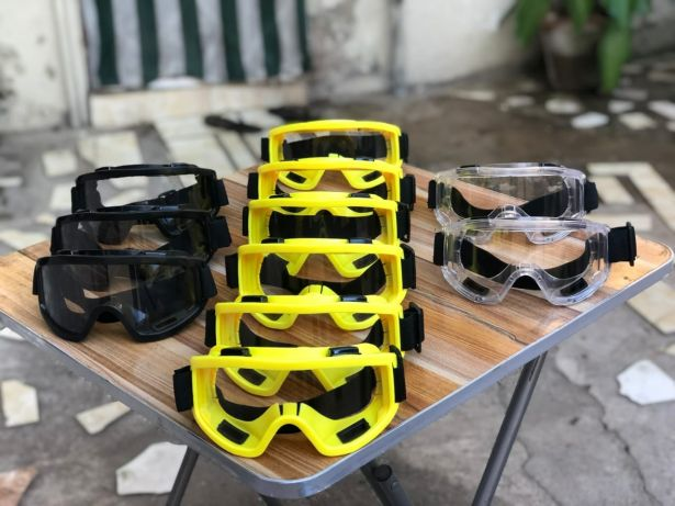 Oculos motocross novos Alto-Maé - imagem 1
