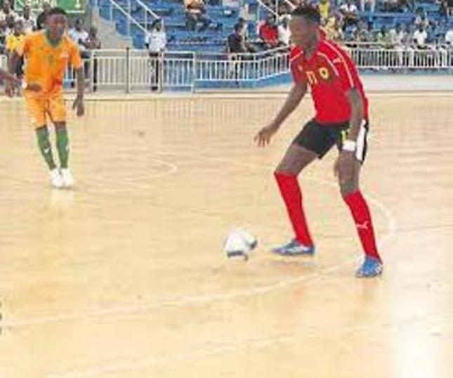 Maputo acolhe Campeonato da COSAFA de Futsal senior masculino