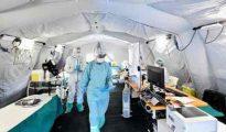 Países desenvolvem guerra secreta por ventiladores