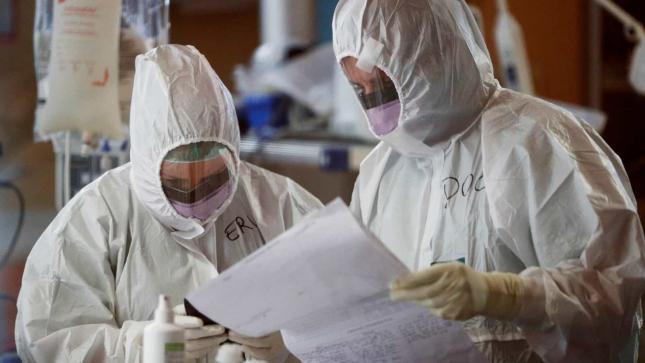 Covid-19 já matou 18.259 pessoas e infectou mais de 404 mil