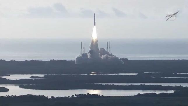 NASA. Missão Perseverance começou jornada até Marte