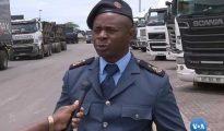 Província de Maputo: Fronteira de Ressano Garcia volta a registar enchentes de camiões de mercadorias