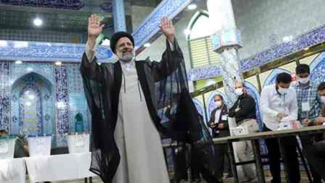Ebrahim Raisi vence eleições presidenciais do Irão