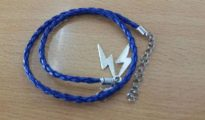 Braceletes azul Bairro Jorge Dimitrov - imagem 3