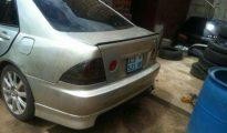Toyota Altezza acidentado Cidade de Matola - imagem 5