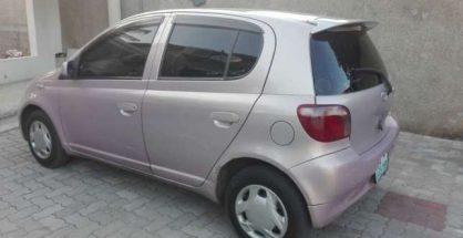 Toyota Vitz... to. 1.55 Maputo - imagem 1