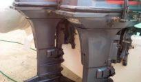Vendo 1 motor de barco 40hp Bairro - imagem 1