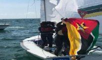 Atletas velejadoras moçambicanas regressam aos treinos