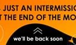 Image may contain: text that says 'IT'S JUST INTERMISSION, NOT THE END OF THE MOVIE! we'll be back soon'