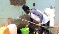 Utentes da Água da Região de Maputo indignados com mau funcionamento dos serviços da instituição