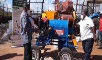 Agência de Desenvolvimento de Manica aloca debulhadoras a agricultores