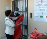 Moçambique inaugura primeira central de chamadas para COVID-19