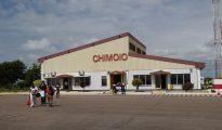 Município de Chimoio desinfecta ruas e meios circulantes