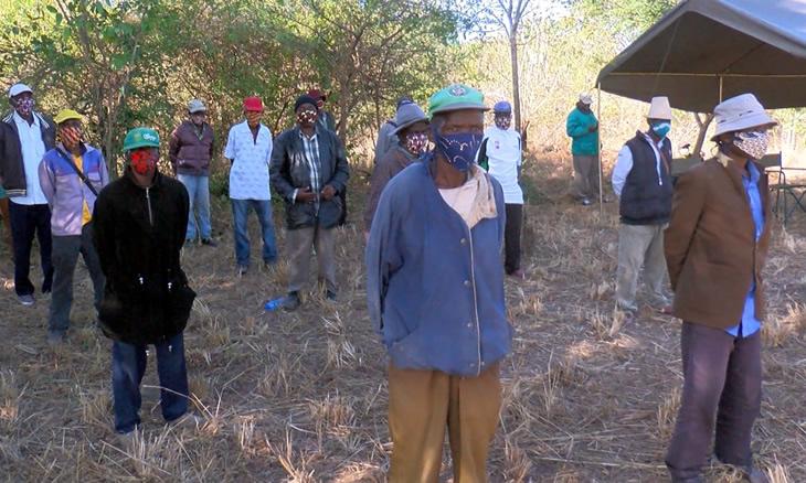 11 apoiantes de Mariano Nhongo aderem ao processo DDR