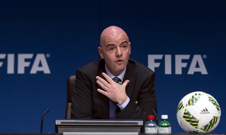 FIFA lamenta morte de Matine