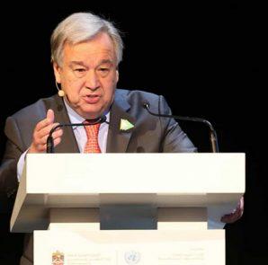 António Guterres tem nova conselheira para África