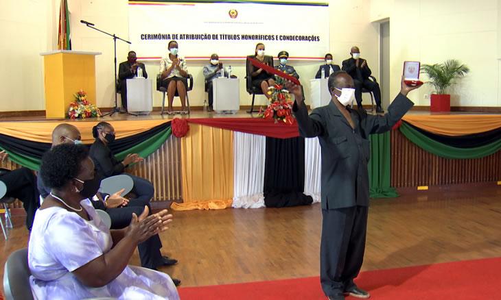 Veteranos da luta de libertação nacional homenageados em Maputo