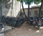 Polícia municipal de Quelimane apreende 110 bicicletas e cinco motorizadas