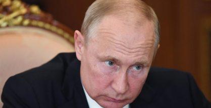 Rússia é o primeiro país com vacina contra a COVID-19, diz Vladimir Putin