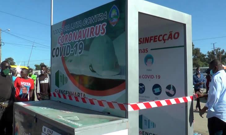 Encerrados oito dos 17 túneis que existem na Beira