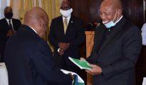 Moeketsi Majoro substitui Thomas Thabane no cargo de Primeiro-Ministro do Lesoto