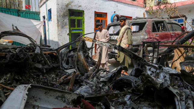 Grupo Estado Islâmico reivindica vários atentados contra talibãs