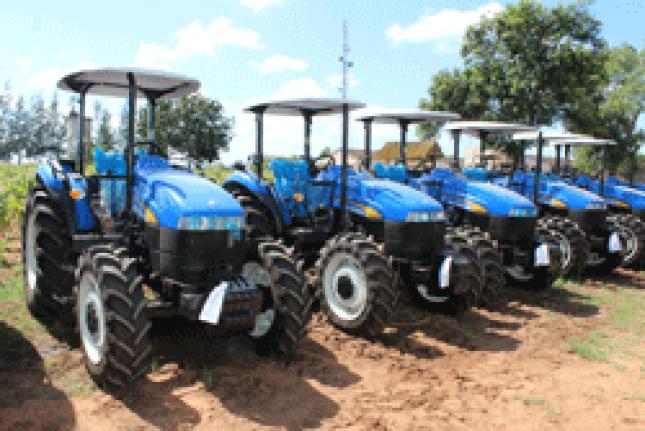 SUSTENTA: 20 produtores de Tete beneficiam de equipamento de produção