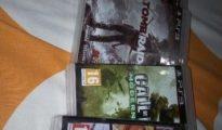 Tenho Tomb Raider Gta 5 Call of Duty MW4 Quero troca quero Fifa 17 Magoanine - imagem 1