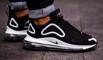 Nike preto e branco Sommerschield - imagem 1