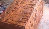 Malas de madeira Bairro Central - imagem 1