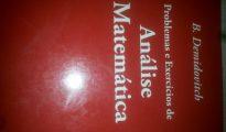 Livro de Análise Matemática-Demidovich Cidade de Matola - imagem 1
