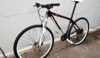 Mongoose 29 Large preta, estado nova, pneus novos, travões hidraulicos Sommerschield - imagem 1