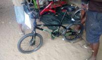 Vendo bike em boas condições Bairro do Jardim - imagem 1