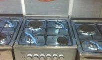 Vendo fugao misto com forno electrico directo da loja garantia entrega Alto-Maé - imagem 1