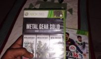 Metal Gear Solid collection Xbox 360 Alto-Maé - imagem 1