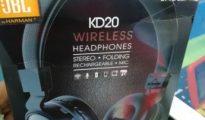 Headphones JBL KD 20 selados Bairro Central - imagem 1