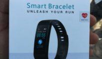 Smart bracelet para treinos fisicos e uso diario normal Bairro Central - imagem 1