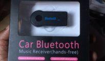 Promo Car Bluetooth Axuliar bt-350 Bairro Central - imagem 1