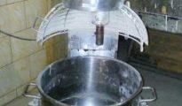 Amassadeira, entra 25kg de farinha Machava - imagem 1
