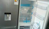 Geleiras hisense 299L com dispensador de água novas com garantia Bairro do Jardim - imagem 1
